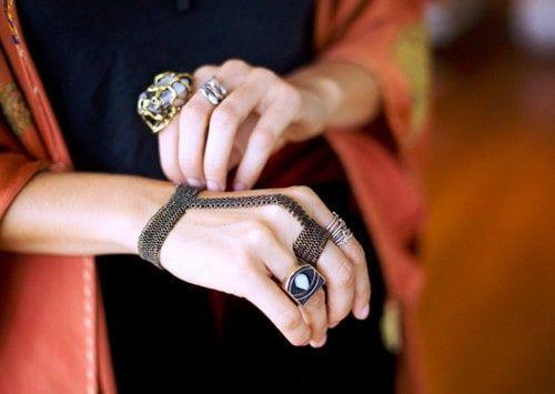 Hindu Hands