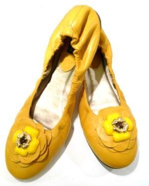 Cor da vez: amarelo canarinho