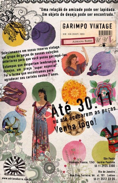 Os vintages da Drica