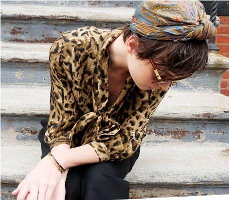Tutorial: como amarrar o turbante