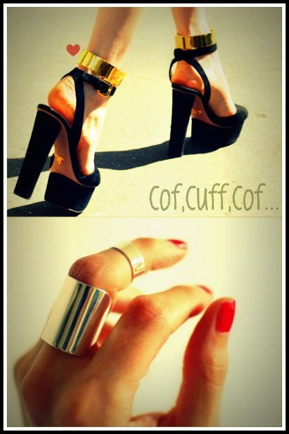 Cuffs everywhere!