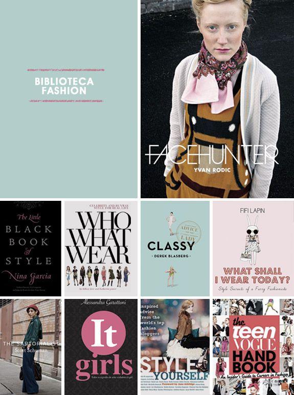 Minha biblioteca Fashion: livros must-have