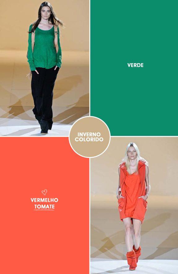 Fashion Rio 2012 looks cantão