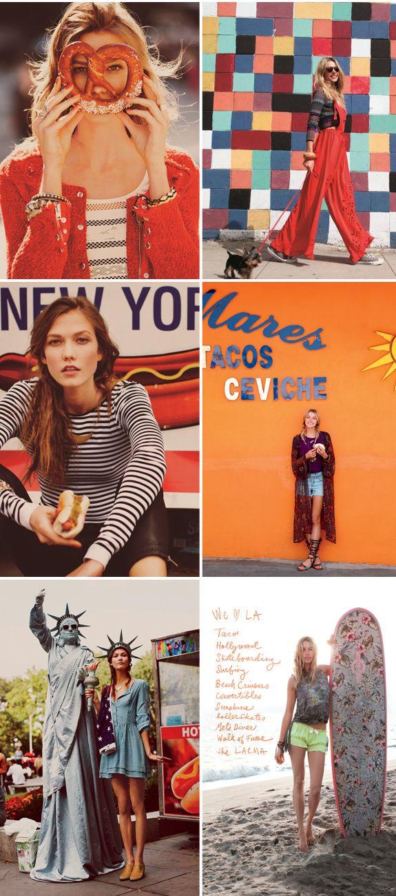 Catálogo Freepeople NY LA