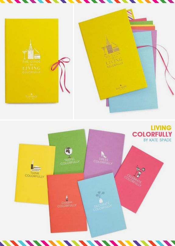 The Guide to Living Colorfully