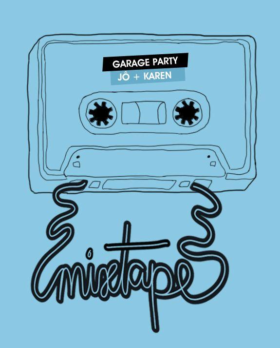 Friday Mixtape Playlist Bailinho Festa Garagem
