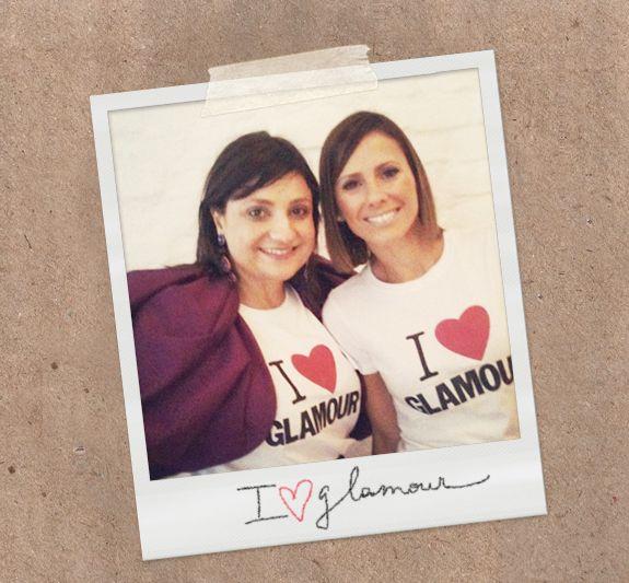 Lançamento Revista Glamour Brasil