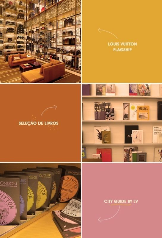 Diário de Viagem Londres Louis Vuitton