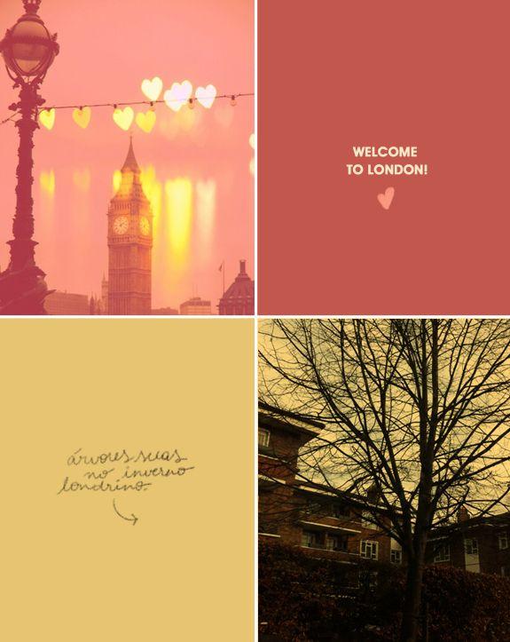 Diário de viagem Londres