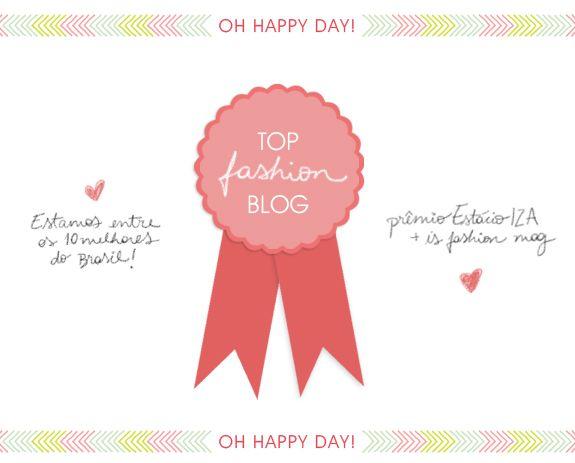 Premio Top Blog Brasil