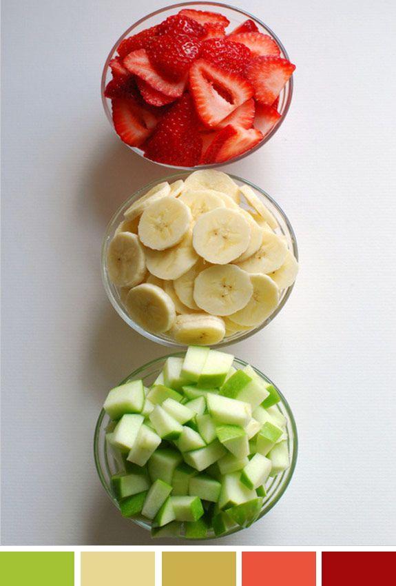 Inspiração do Dia Dieta de Frutas