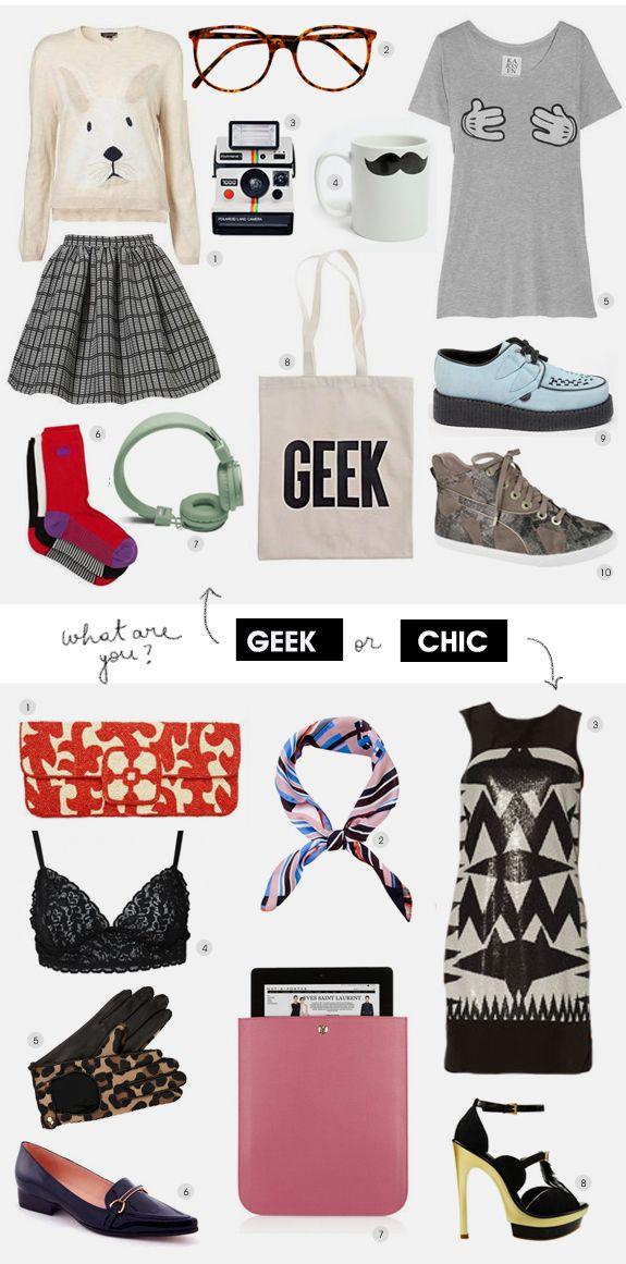 Geek x Chic Shop