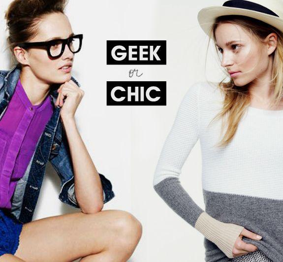 Geek x Chic