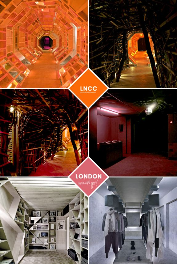 LN-CC em Londres: must go!