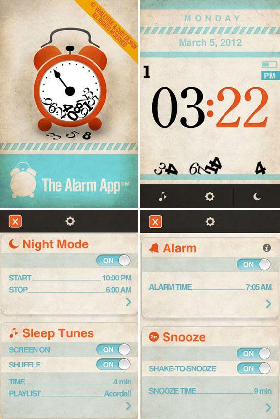 Dica de app: the alarm app para iphone