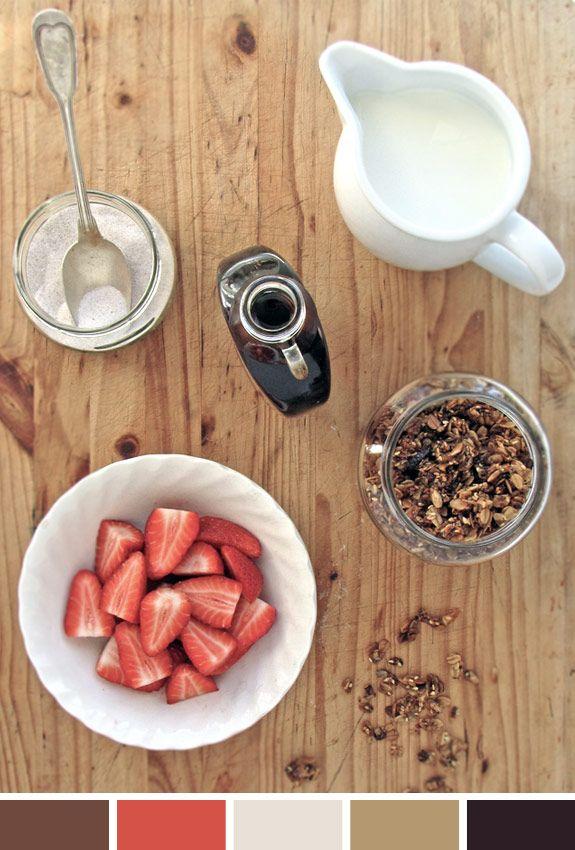 Inspiração do Dia: café da manhã saudável