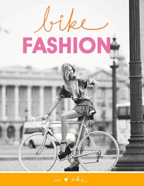 Bike fashion: acessórios para andar de bicicleta