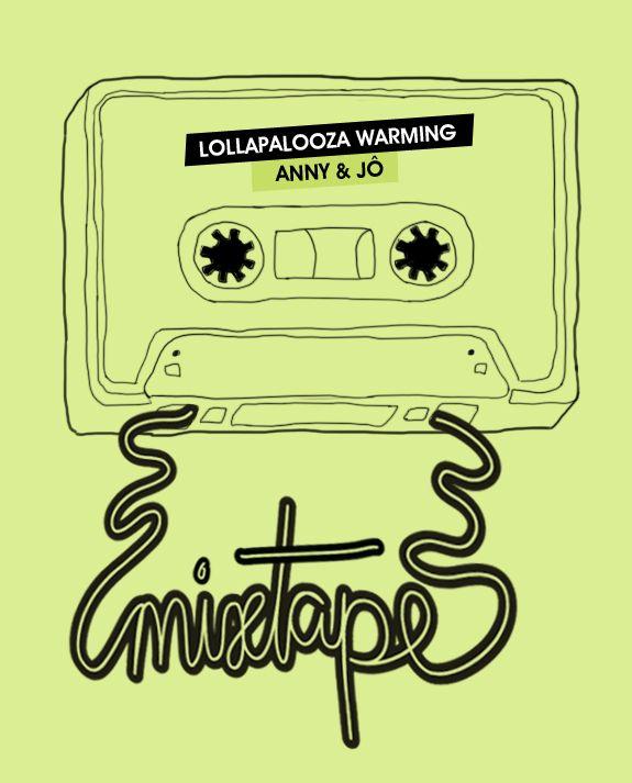 Friday Mixtape: esquenta Loolapalooza