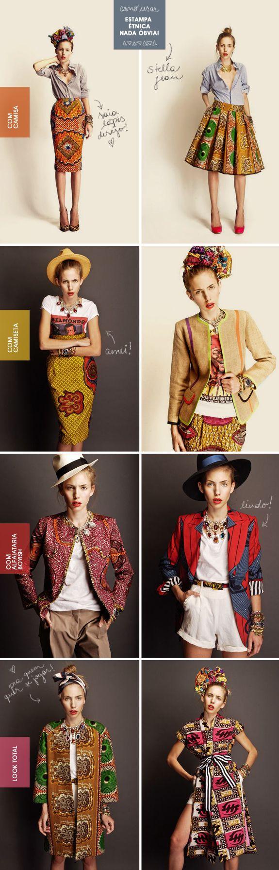 O trabalho de Stella Jean: como usar estampa tribal
