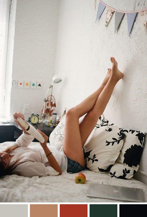 Inspiração do Dia: de pernas pro ar