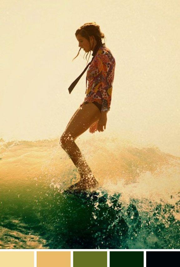 Inspiração do Dia: surfar