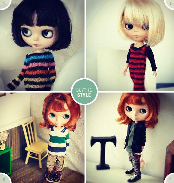 Blythe Style: onde comprar roupas para as bonecas