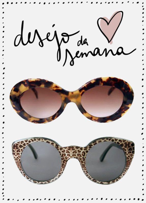 Desejo da semana: óculos Zac Posen para Illesteva