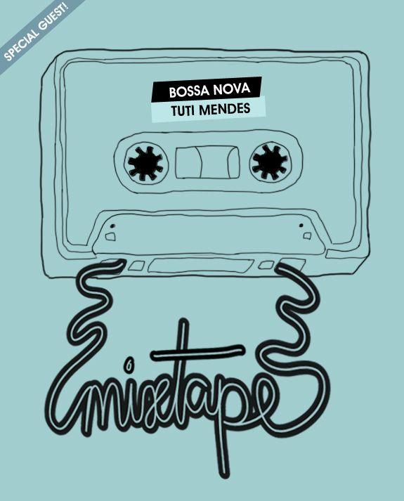 Friday mixtape: bossa nova por Tuti Mendes