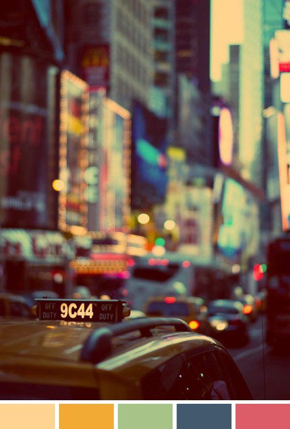 Inspiração do Dia: saudades de NY