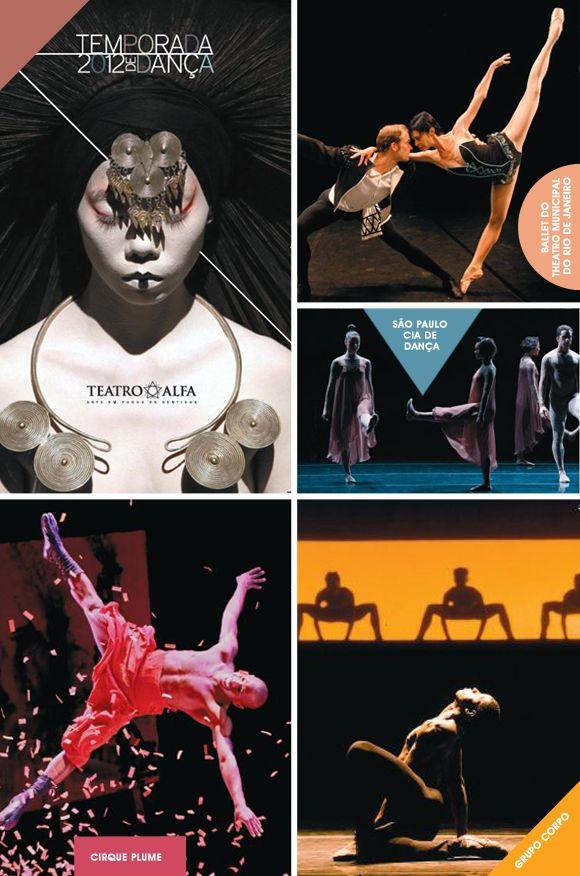 Temporada de dança Teatro Alfa