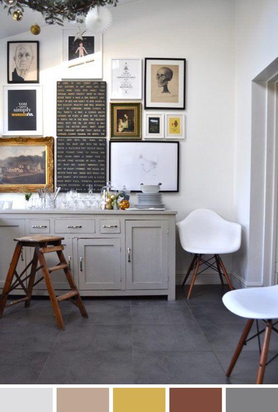 Inspiração do dia: ideia para decorar a cozinha