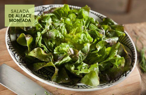 Segunda é dia de… salada!