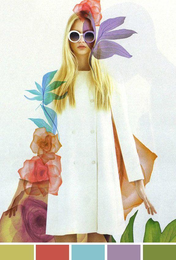 Inspiração do dia: moda e ilustração