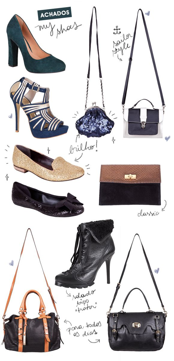 Wishlist namorados: my shoes