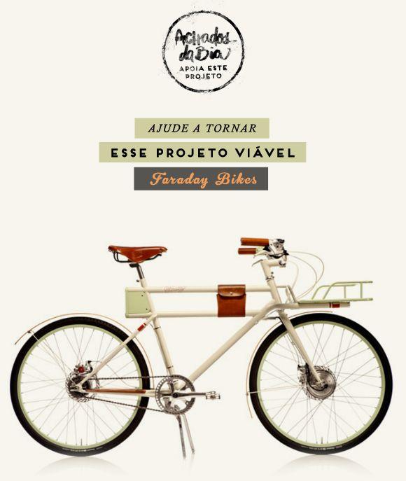 Faraday Bike: apoie este projeto