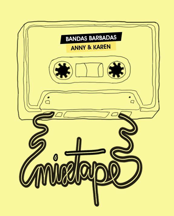 Friday mixtape: bandas barbadas