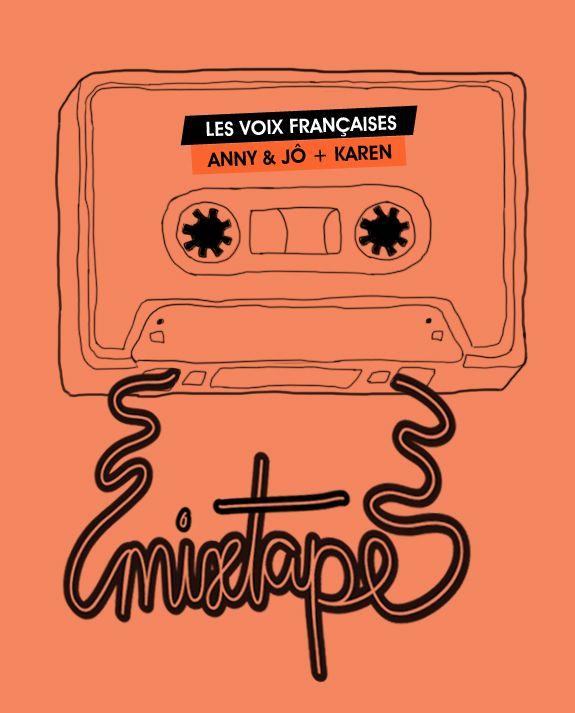 Friday Mixtape: les voix françaises