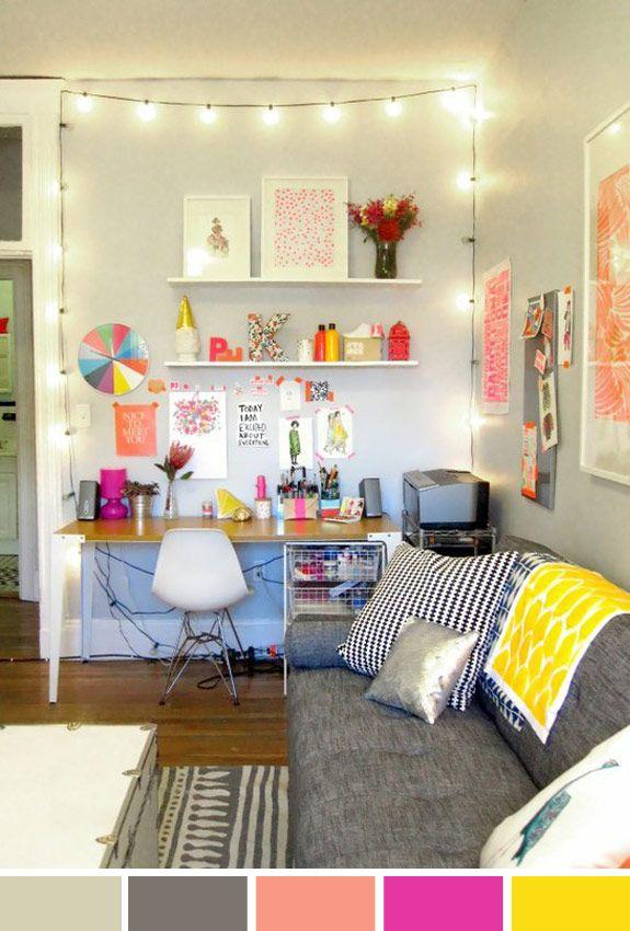 Inspiração do dia: home office