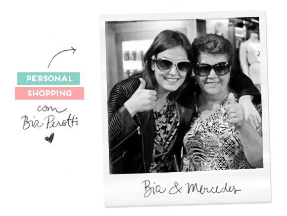 Uma tarde de consultoria de moda com Bia Perotti