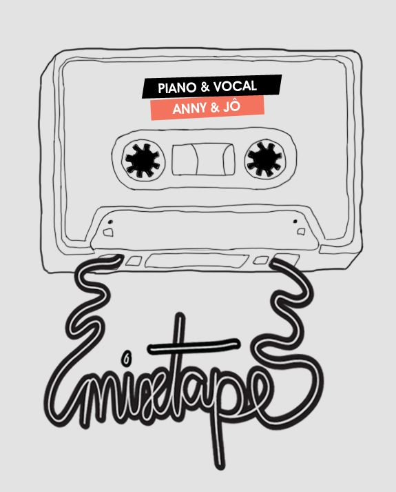 Friday Mixtape: piano & vocal em vídeo