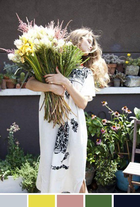 Inspiração do dia: flores
