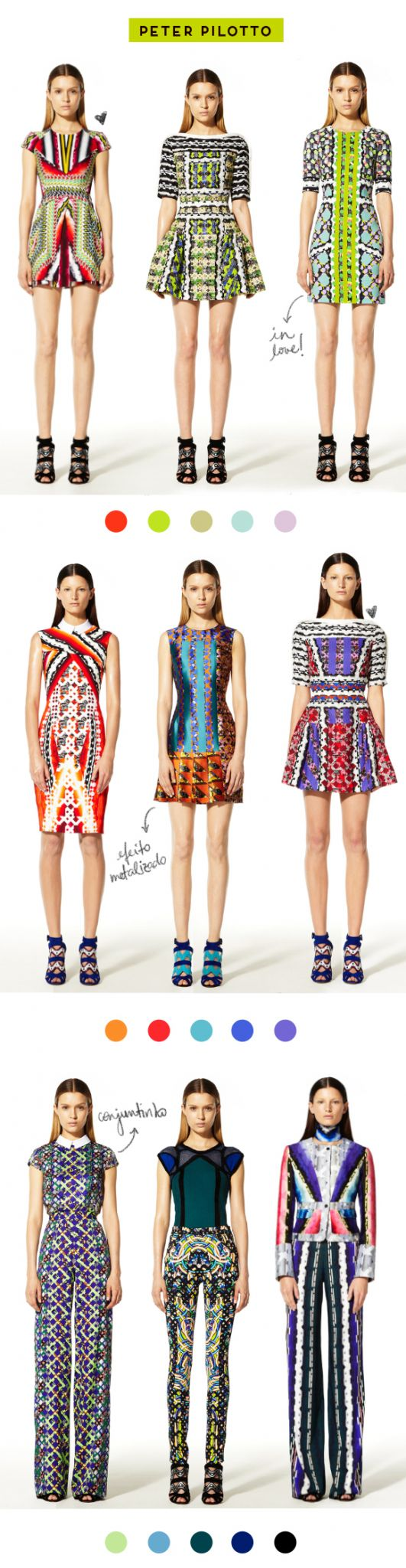Peter Pilotto | Resort 2013