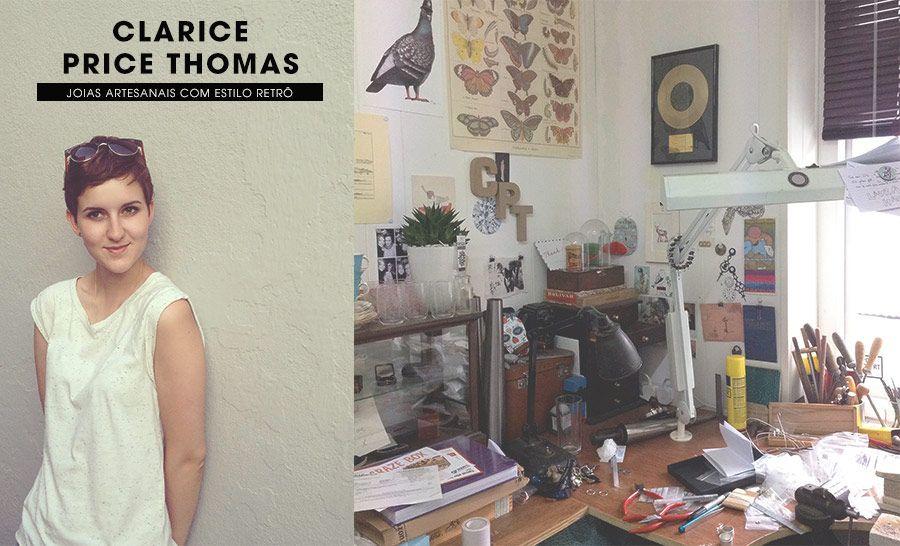 Achados da Bia | Moda | Joias |Clarice Price Thomas