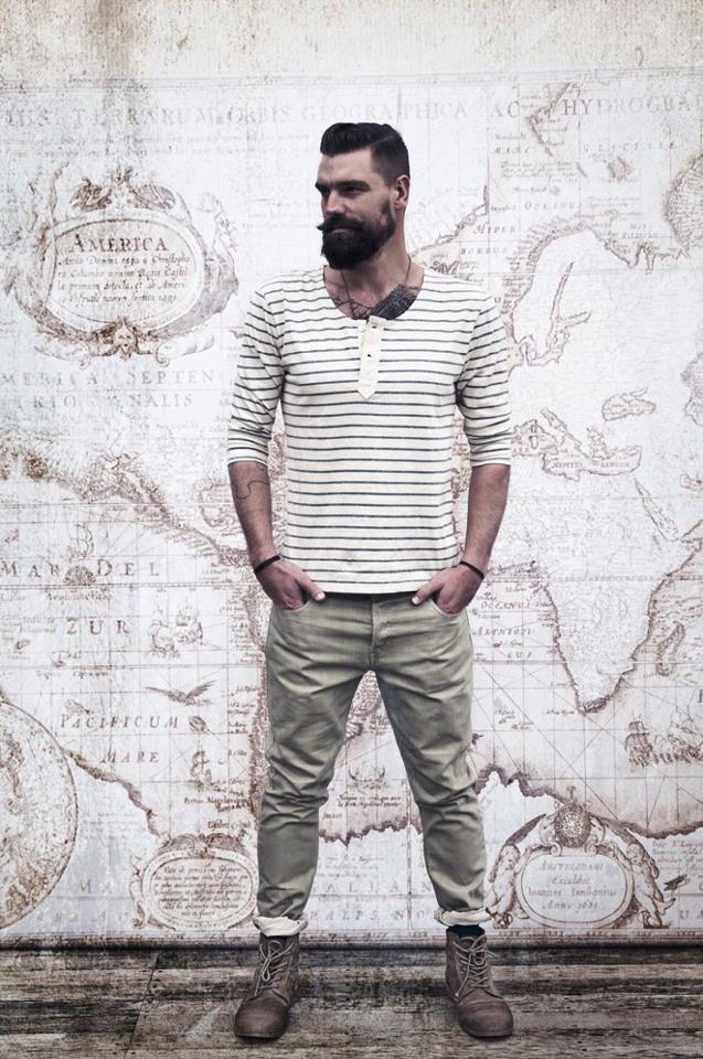 Achados da Bia | Moda Masculina | Navy