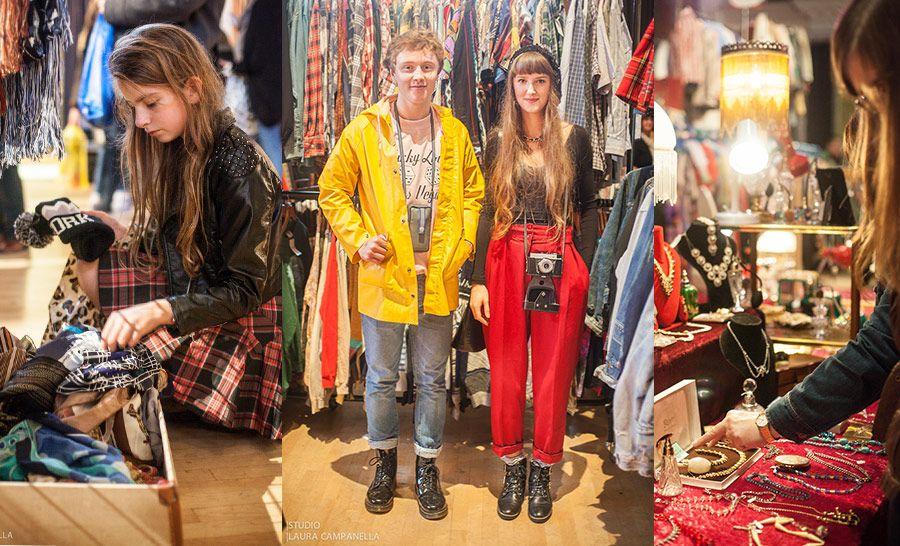 Achados da Bia | LouLou's Vintage Fair Cheltenham