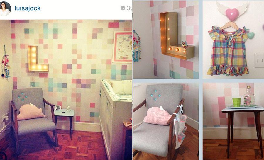 5 dicas para fugir do azul e rosa nos quartos de bebês  ~ Quarto Rosa Azul