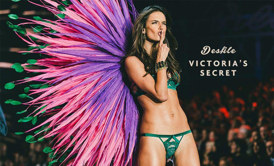 os Achados | Desfile Victoria's Secret